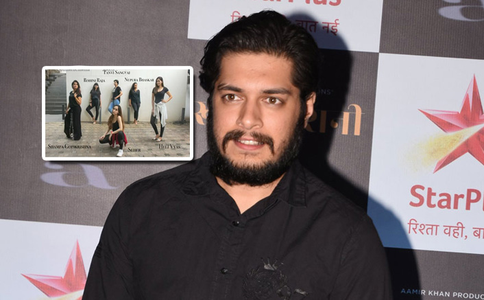 Aamir's son Junaid joins sister Ira's debut directorial play