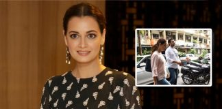 Actress Dia Mirza Spotted With Ex-Hubby Sahil Sangha For First Time After Their Separation