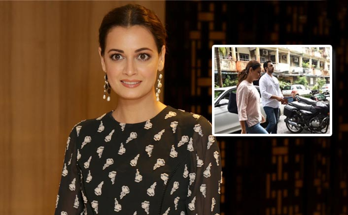 Post Seperation, Dia Mirza & Ex-Husband Sahil Sangha Spotted Together For The First Time!