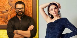 Aditi Rao Hydari To Make Her Comeback In Malayalam Movies Opposite Jayasurya In Sugiyum Sujatayum