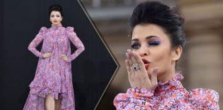 Aishwarya Rai Bachchan Stuns Fashion Fanatics With Her Paris Fashion Week Debut