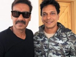 Ajay Devgn gets his on-screen younger brother
