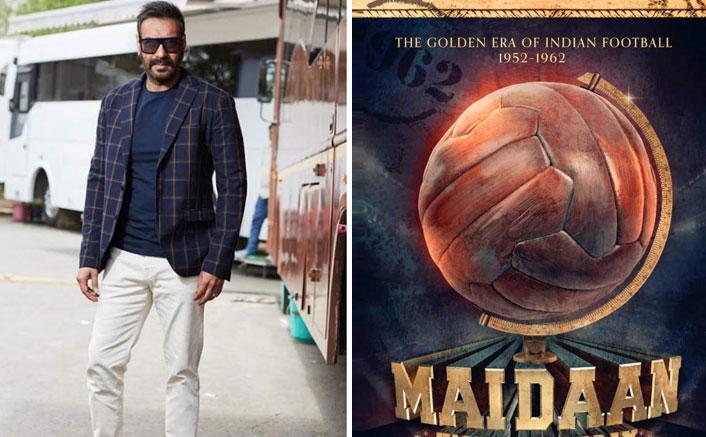 Ajay Devgn's Maidaan wraps up their first Mumbai Schedule