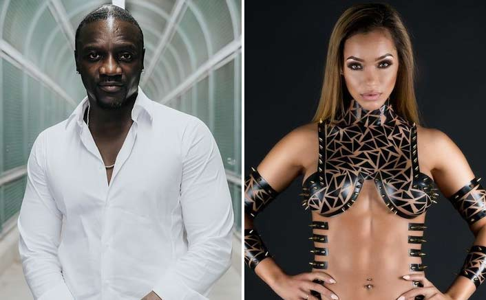 Akon, Tricia to part ways?