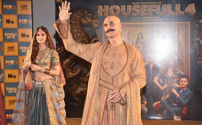 Akshay Kumar Has A Hilarious Reaction When Asked What If Karni Sena Has Issues With His Look In Housefull 4, WATCH