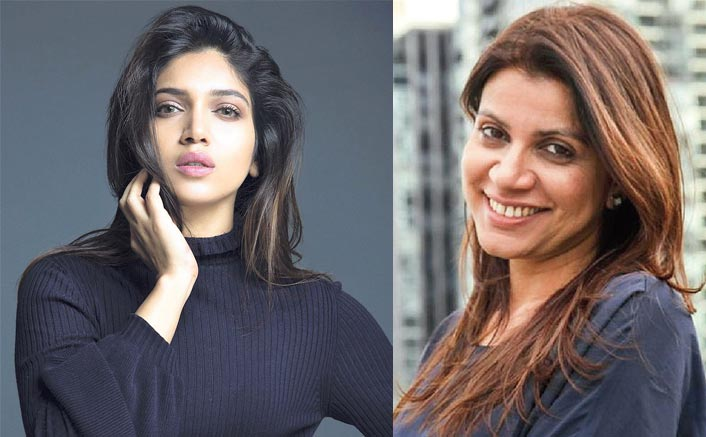 Alankrita has unique language of filmmaking: Bhumi Pednekar