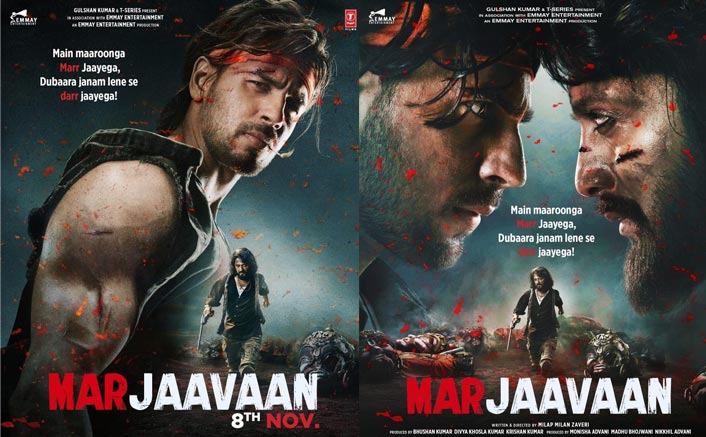 Sidharth Malhotra & Riteish Deshmukh's Marjaavaan Gets A Solo Release & It's Because Of John Abraham
