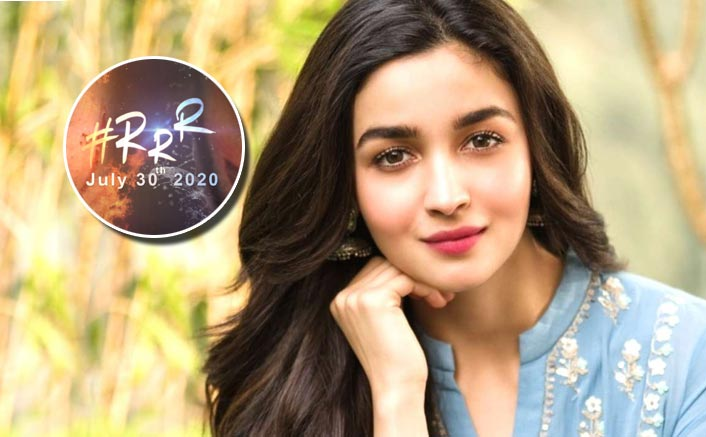 RRR: Alia Bhatt Is Literally Putting In Her Blood & Sweat For SS Rajamouli's Film; Here's Why We Say So!