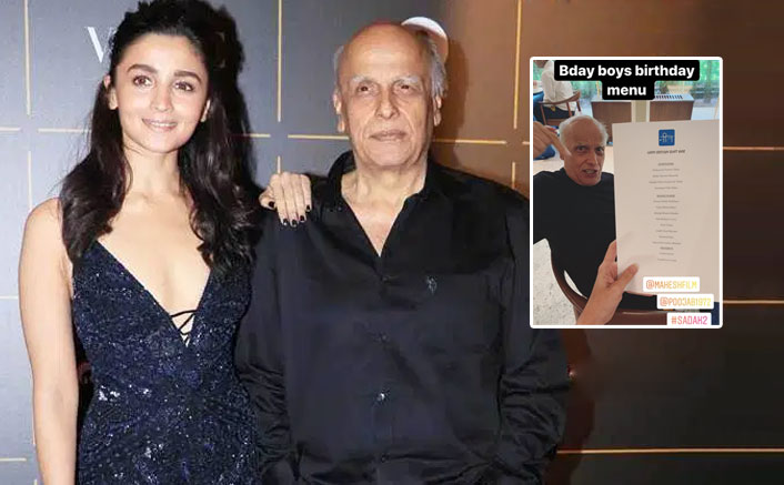 Alia Bhatt's Lunch Date With Birthday Boy Mahesh Bhatt Is The Cutest Thing You Will See Today