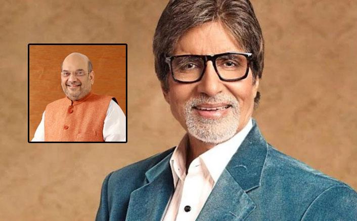 Amitabh Bachchan Gets Heartfelt Congratulations From Home Minister Amit Shah After Winning Dadasaheb Phalke Award