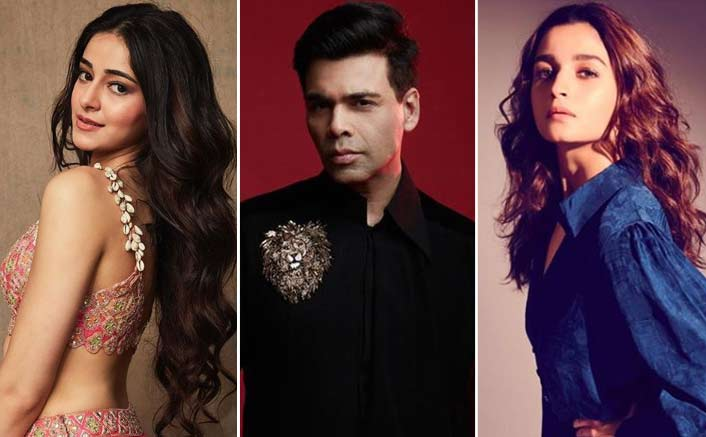 Ananya Panday Is The Next Alia Bhatt In B-town? Does Karan Johar Feel So?