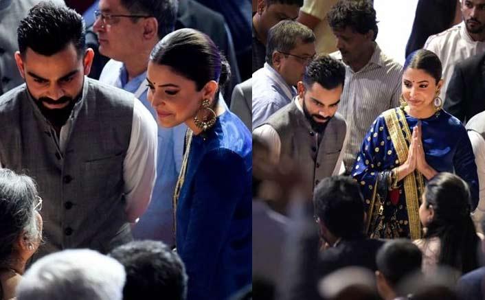 Anushka kissing Virat's hand wins the Internet