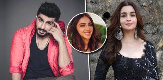 Arjun Kapoor Trolls Alia Bhatt Yet Again; BFF Akansha Ranjan Kapoor Comes To Rescue!
