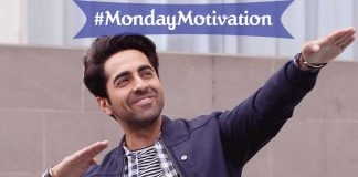 Ayushmann Khurrana's #MondayMotivation Is As Good As His Script Sense!