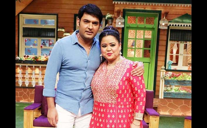 Bharti Singh Spills The Beans On Where Kapil Sharma Heads Post A Wrap Up!