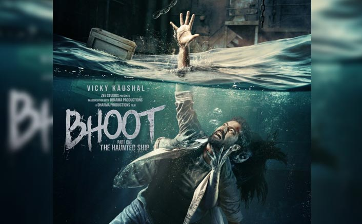 Bhoot: Part One - The Haunted Ship Poster: The Craze Of Vicky Kaushal Goes Beyond Humans Now!