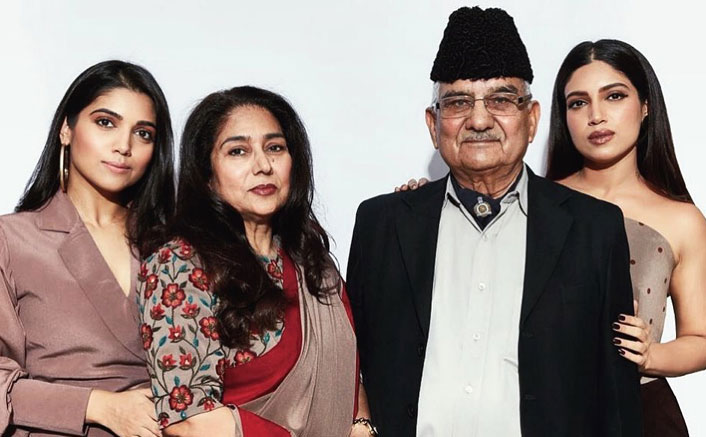 Bhumi Pednekar Writes A Heartfelt Note To Pay Respect To Her Deceased Grandfather Major Dayachand Hooda