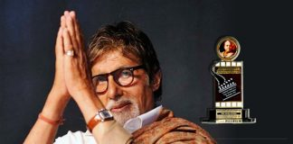Big B 'deeply grateful' for Dadasaheb Phalke Award
