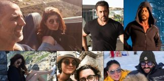 Bollywood celebrities and their favourite travel destinations!