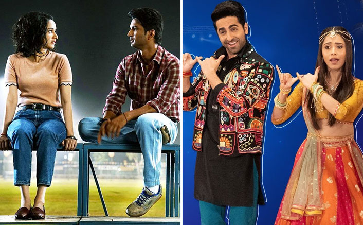 Box Office - Chhichhore does very well on Sunday, keeps its lead over Dream Girl for overall score