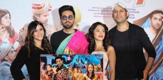 Box Office - Ekta Kapoor and Raaj Shaandilyaa's Dream Girl jumps quite well again on Saturday