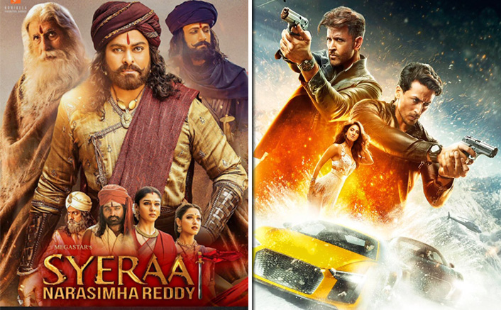 Box Office: War VS Sye Raa Narasimha Reddy! Factors That Gives An Edge For Both Releases In A Clash