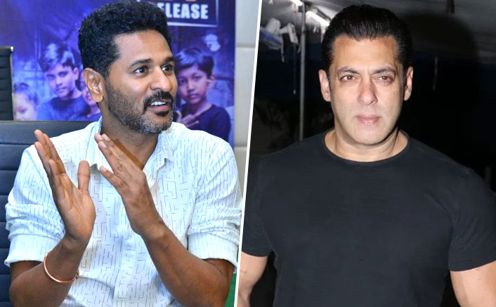 BREAKING!!! Salman Khan To Come In & As Radhe With Prabhudheva For Eid 2020!