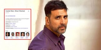 'Similar Name' On Google Search Lands Akshay Kumar Into A Hollywood Film! See Pics