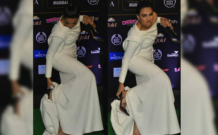 Swara Bhasker Dealing With Her High Heels At IIFA Is Every Ordinary Girl At A Party Ever!