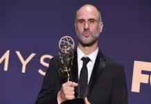 'Chernobyl' maker takes a dig at Trump at Emmys 2019