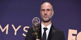 'Chernobyl' maker takes a dig at Trump at Emmys 2019