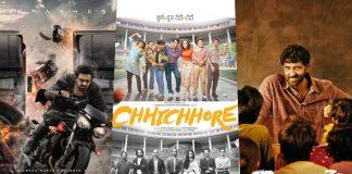 Chhichhore Box Office: 68.83 Crores Vs 7 Day Total Of Saaho, Super 30, Gully Boy, Kesari & De De Pyaar De