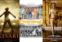 Chhichhore Box Office: Beats Batla House & Kesari In Most Profitable Films Of 2019!
