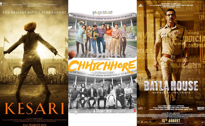 Chhichhore Box Office: Beats Batla House & Kesari In Most Profitable Films Of 2019!