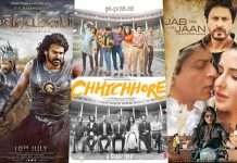 Chhichhore Box Office: Surpasses Baahubali & Jab Tak Hai Jaan & 4 Others!