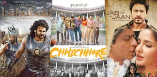 Chhichhore Box Office: Surpasses Baahubali & Jab Tak Hai Jaan & 4 Others!
