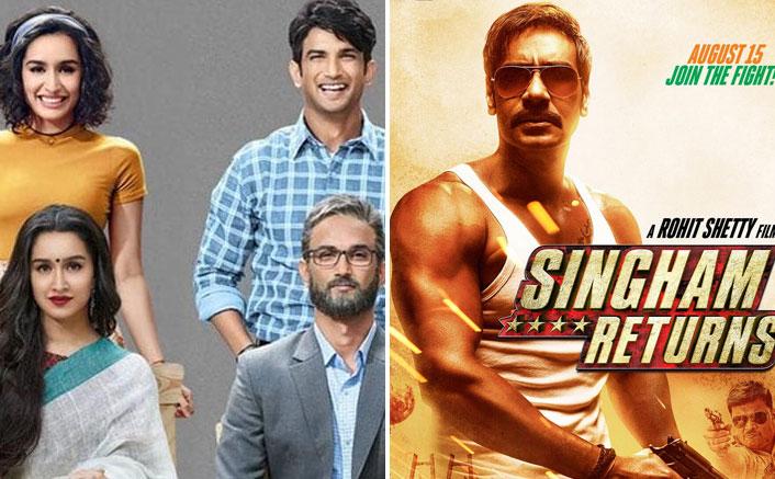 Chhichhore Box Office: Crosses Ajay Devgn's Singham Returns In 24 Days
