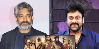 Chiranjeevi And Rajamouli To Collab For Editing Works Of Sye Raa Narasimha Reddy?