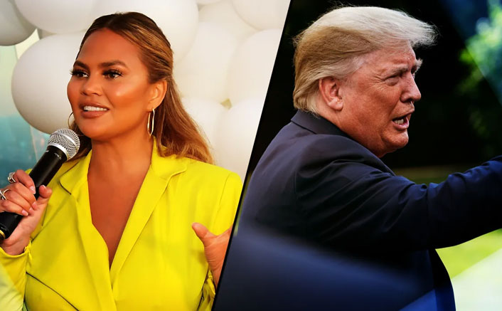 Chrissy Teigen's Twitter war with Trump is witty and wild