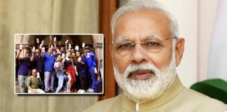 Coolie No.1: PM Narendra Modi Is All Praises For Varun Dhawan, Sara Ali Khan & Team For Using Plastic Free Bottles