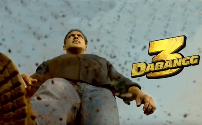 Dabangg 3 Official Motion Poster: Salman Khan With His Epic SWAG(AT) Is Back With Da-Bangg!