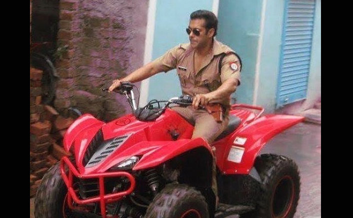 Dabangg 3 LEAKED Still: Salman Khan's Bike Picture Hints At Mind-Blowing Action Sequence!