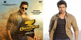 Dabangg 3: Tollywood Star Ram Charan Lends His Voice For Salman Khan In Telugu Version