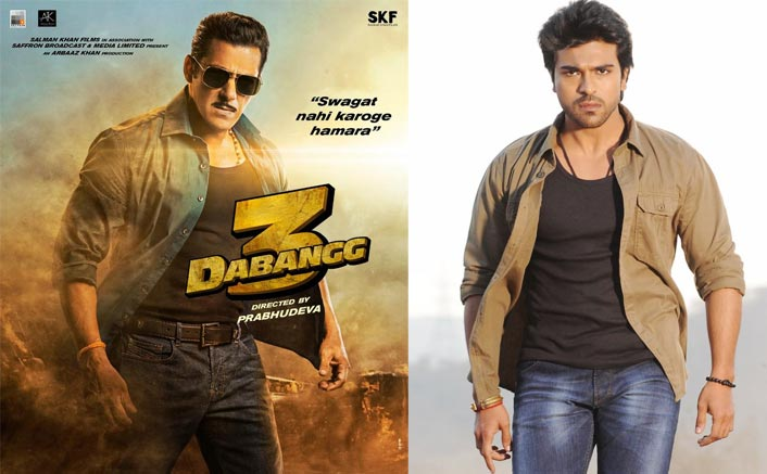 Dabangg 3: Tollywood Star Ram Charan Lends His Voice For Salman Khan In The Telugu Version