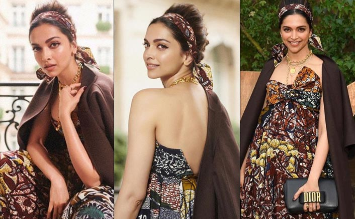 Deepika Padukone At Dior Show In Paris Sets New Fashion Goals Yet Again