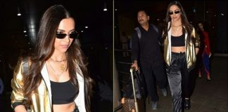 Deepika Padukone Hides Her Eye Infection In A Bossy Way!
