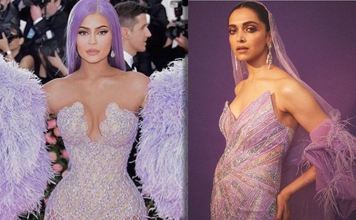 Deepika Padukone's IIFA 2019 Outfit Inspired By Kylie Jenner's Met Gala Look?