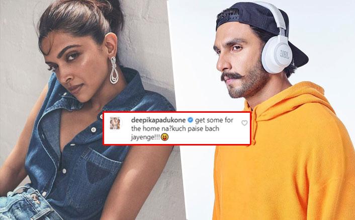 Deepika Padukone Is A 'True Sindhi Bahu' & This Money Saving Lesson To Ranveer Singh Is The Proof!