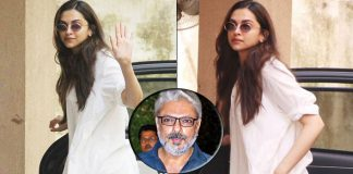 Deepika Padukone Visits Sanjay Leela Bhansali's Office; Piques Speculation For A New Project