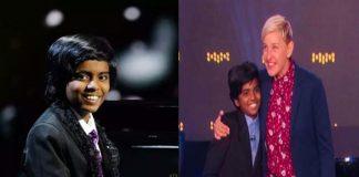 DeGeneres was very kind: Child prodigy Lydian Nadhaswaram